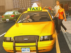 Taxi Driver Simulato