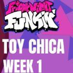 Sexta à noite Funkin Toy Chica
