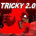 FNF Vs Tricky Versiunea 2.0