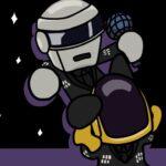 Sexta à noite Funkin Daft Punk