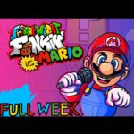 Friday Night Funkin Mario