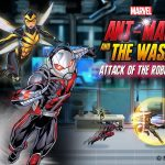Ant-Man e The Wasp Robot Rumble
