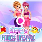 BFF's fitness-levensstijl