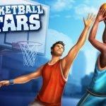 Étoiles de basket-ball 3D