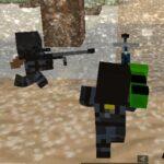 Отряд полиции Blocky Craft