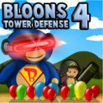 Defensa de la torre de Bloons 4