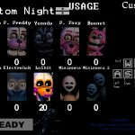 FNAF Ultimate Custom Night