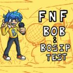 Тест FNF Bob & Bosip