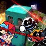 FNF: Pacar Menyanyikan Minecraft Revenge
