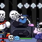 FNF: Great Papyrus and Sans