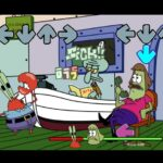 FNF Krabbenschlacht (SpongeBob)