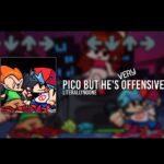 FNF: Pico, pero es MUY ofensivo