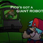 FNF: Гігантський робот Піко (Пікобот)