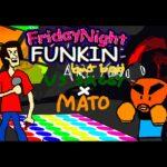 FNF VS Shaggy X Matt Tapi Buruk