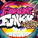 FNF Whitty Ballistic Retro Spectre Remix