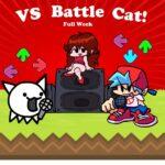 FNF contre Battle Cat