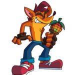 FNF vs Crash Bandicoot Semana completa