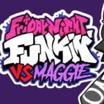 FNF vs Maggie (Subwoofer Showdown)