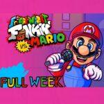 FNF vs Mario