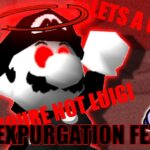 FNF vs Mario Expurgation
