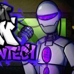 FNF проти SYNTECH (віртуальний вокаліст)