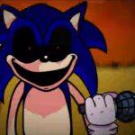 FNF против Sonic.Exe Duet