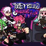 FNF com Hanako-kun ligado ao banheiro (TBHK)