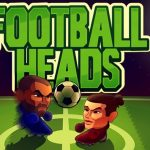 Têtes de football