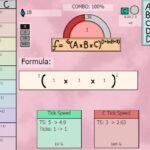 Formula Upgrade Idle