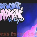 Friday Night Funkin' VS Cye