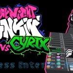 В пятницу вечером Funkin VS Cyrix