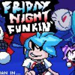 Friday Night Funkin X Rian The Stickman