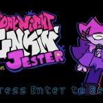 Friday Night Funkin (FNF) vs Jester