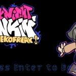 Friday Night Funkin (FNF) vs NekoFreak