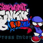 Friday Night Funkin vs RidZak