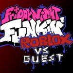 Vineri seara Funkin vs Roblox Guest