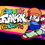Friday Night Funkin with Parappa