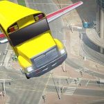 Flying Bus Simulator