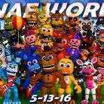 FNAF Wereld