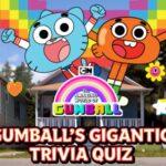 Gumball's Gigantic Trivia Quiz