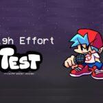 FNF: High Effort Test