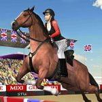 Pferdespringen Show 3D