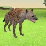 Simulador de hiena 3D