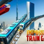 Jeu de train impossible