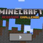 Minecraft Redstone Challenge