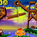 Monkey Go Happy: Stufe 523