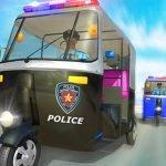 Полицейская игра на рикше 2020
