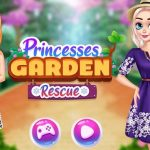 Princesses Garden Rescue