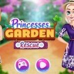 Salvataggio in giardino delle principesse