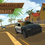 Parking Fury 3D: Ciudad Playa